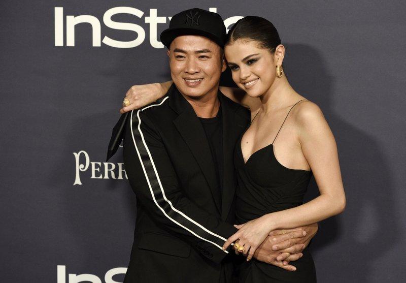 Selena Gomez, Hung Vanngo