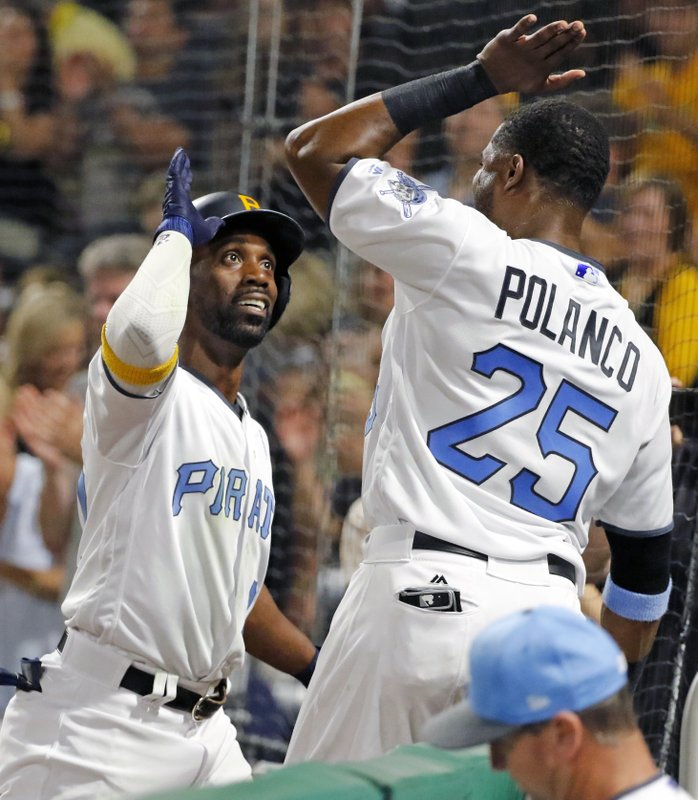 Andrew McCutchen, Gregory Polanco