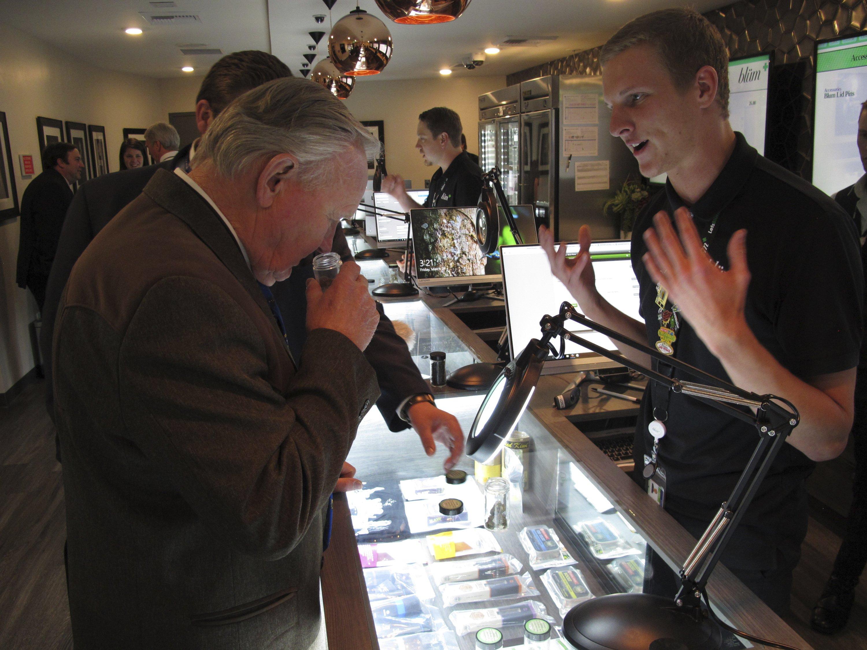 Las Vegas senator wants even-earlier recreational pot launch