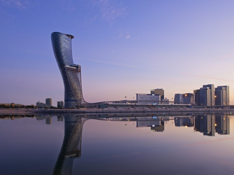 Hyatt Announces Plans for Andaz Capital Gate Abu Dhabi, Will Mark the Andaz Brand's Entry into the Middle East