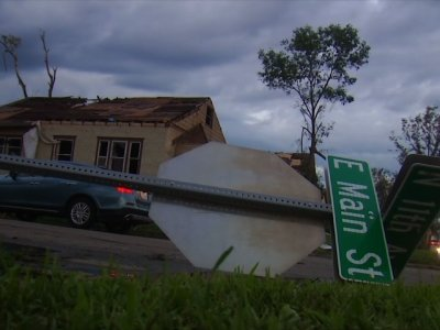 Thousands Without Power After Iowa Tornadoes
