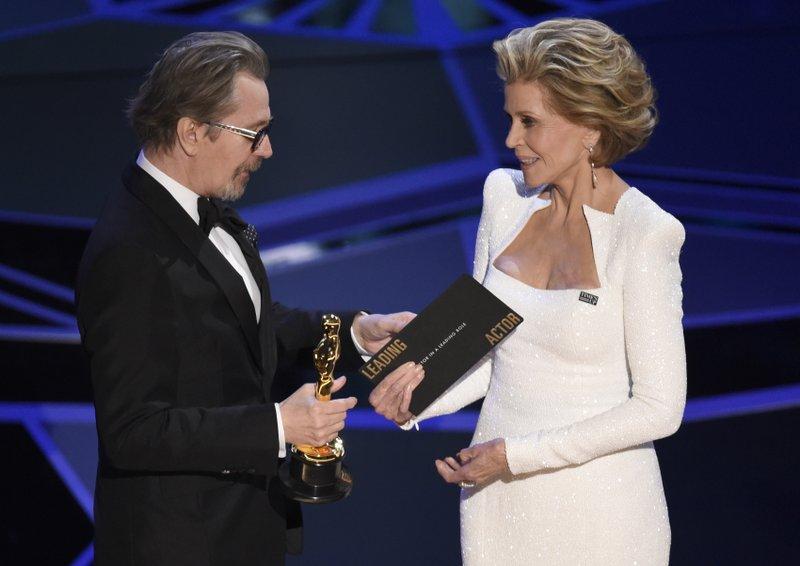 Gary Oldman, Jane Fonda