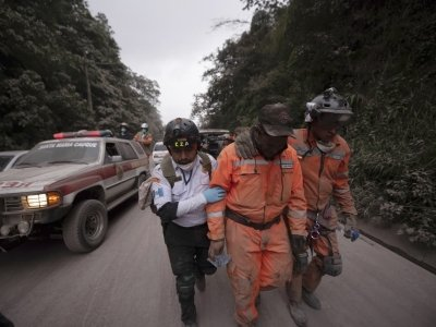 More Volcano Victims Found in Guatemala