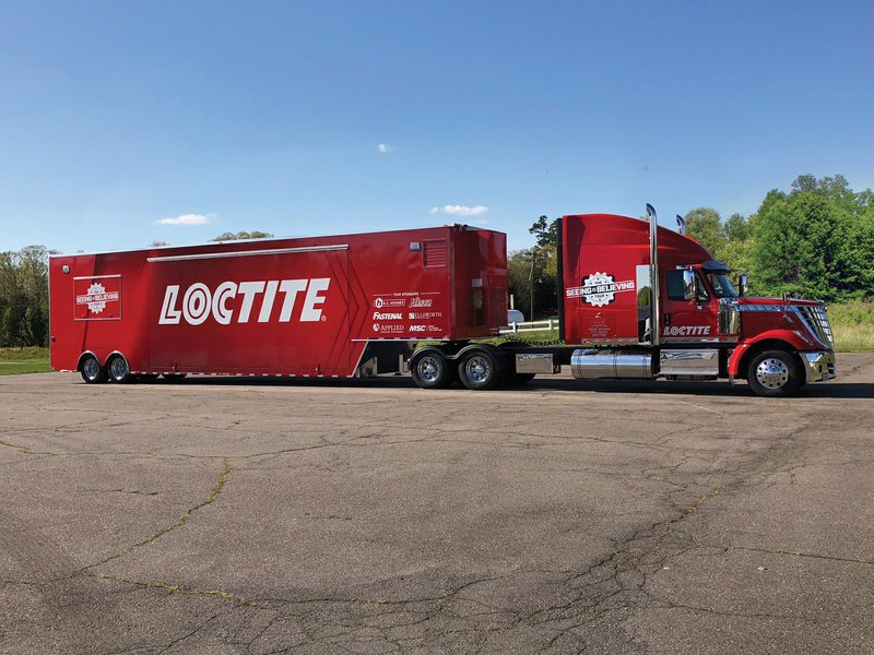 Henkel Hits the Road with Its 2018 LOCTITE® Demo Tour