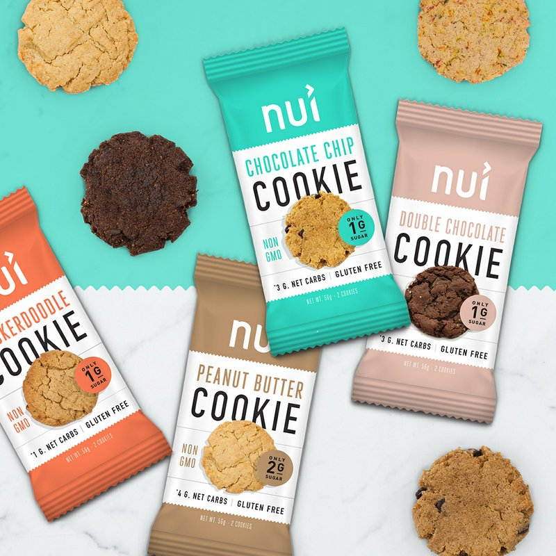 Nui Foods Offers a Keto Friendly Cookie With No Added Sugar – Proving You Can Finally Have Your Cookie, and Eat It Too