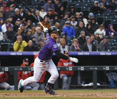 775e596f Elevating Rockies' game? Coors seems to factor in awards