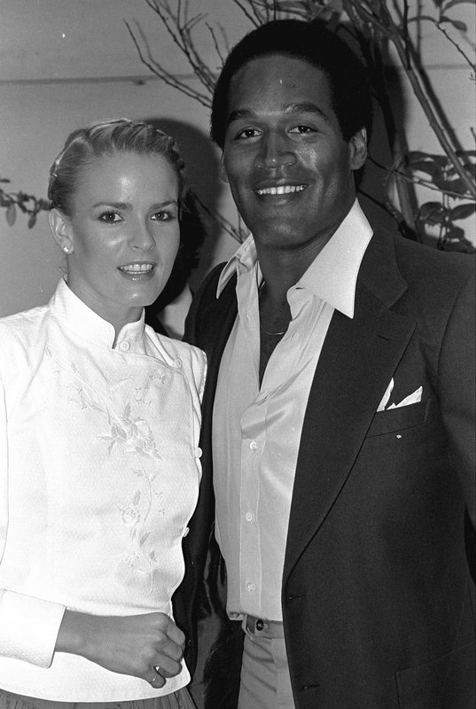 O.J. Simpson, Nicole Brown