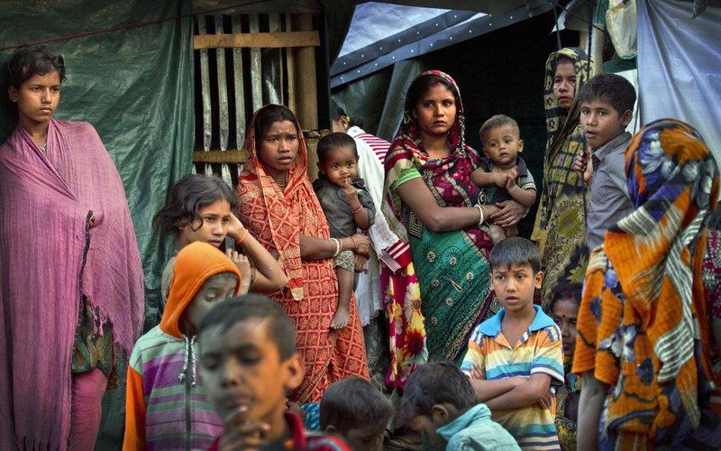 Rohingya insurgents massacred Myanmar Hindus