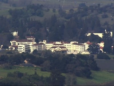 Gunman Takes Hostages at Calif. Veterans Home
