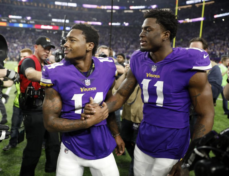 Stefon Diggs, Laquon Treadwell