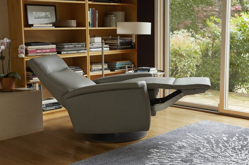 Embraced By Baby Boomers, Recliners Get A Makeover