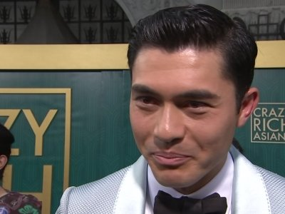Henry Golding's 'Cinderella' moment