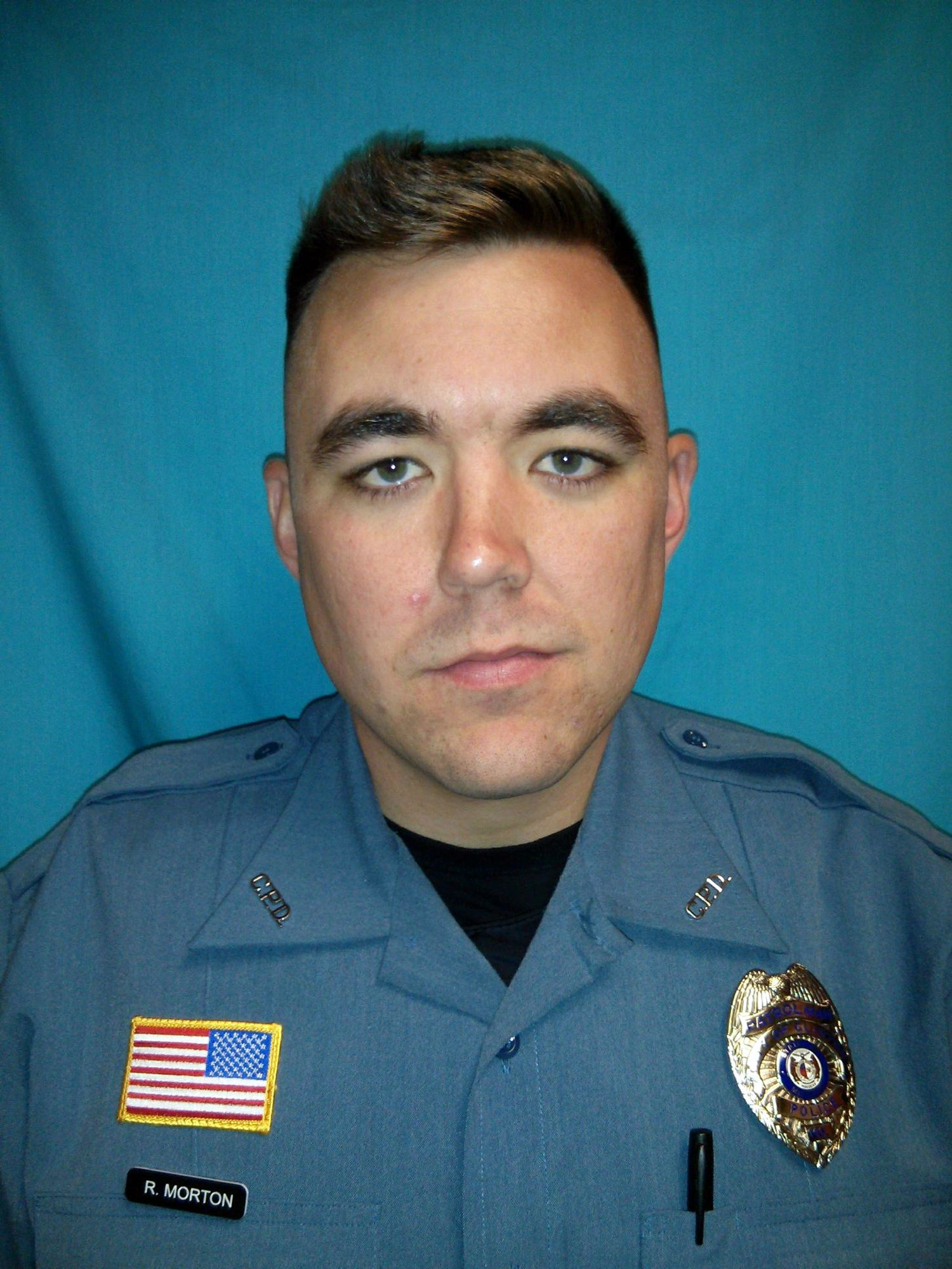 Missouri officer described being unable to move before dying
