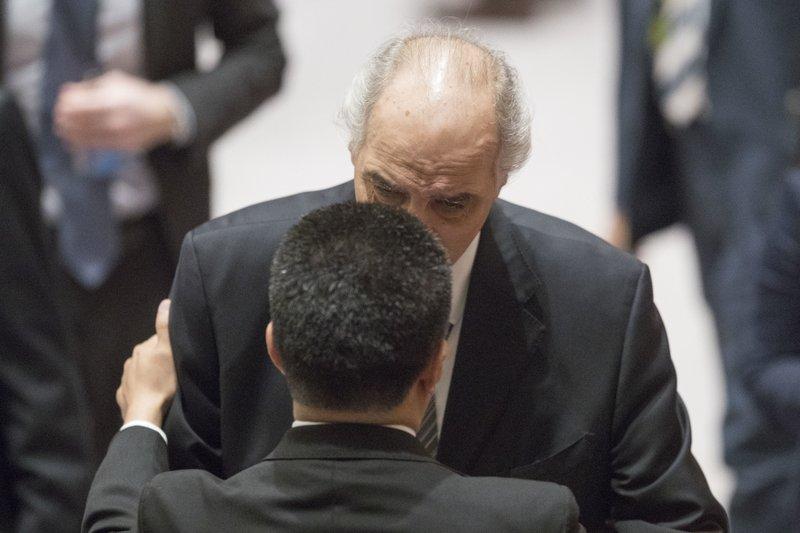Bashar Ja'afari, Sacha Llorenty
