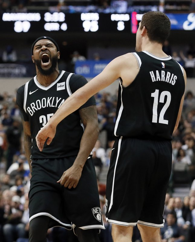 Trevor Booker, Joe Harris