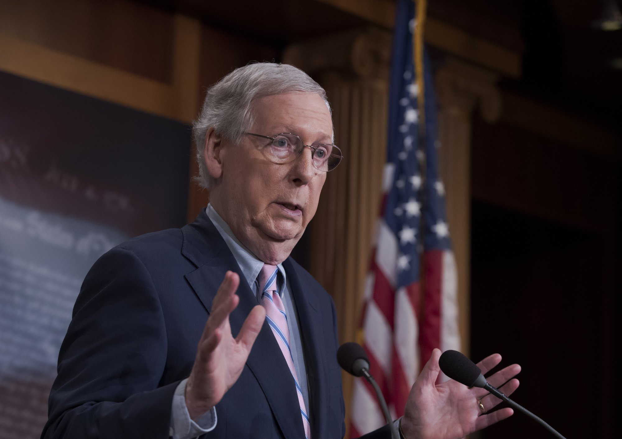 The Latest Gop Senate Could Act On 2020 High Court Nominee