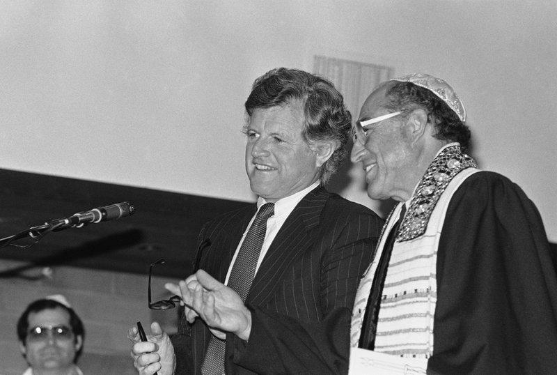 Isaiah Zeldin, Edward Kennedy