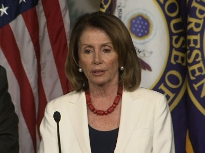 Pelosi: Trump's Tweets 'Below Dignity' of Office