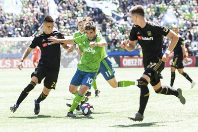 d50b40c2aef SEATTLE (AP) — When his Seattle Sounders salvaged a tie against San Jose  last Wednesday
