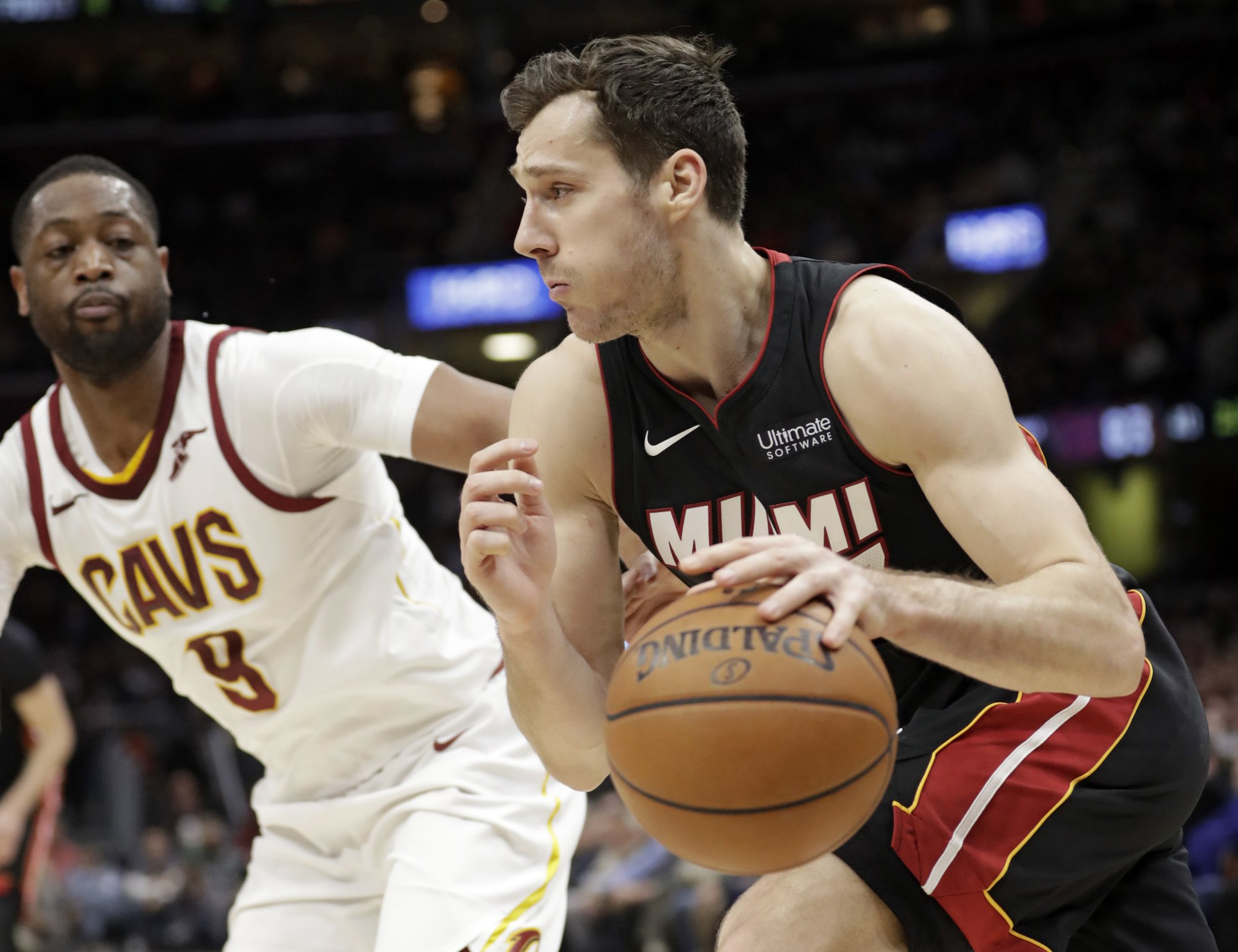 5286f62f4 Heat s Goran Dragic selected as All-Star replacement