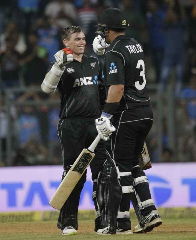 Tom Latham, Ross Taylor