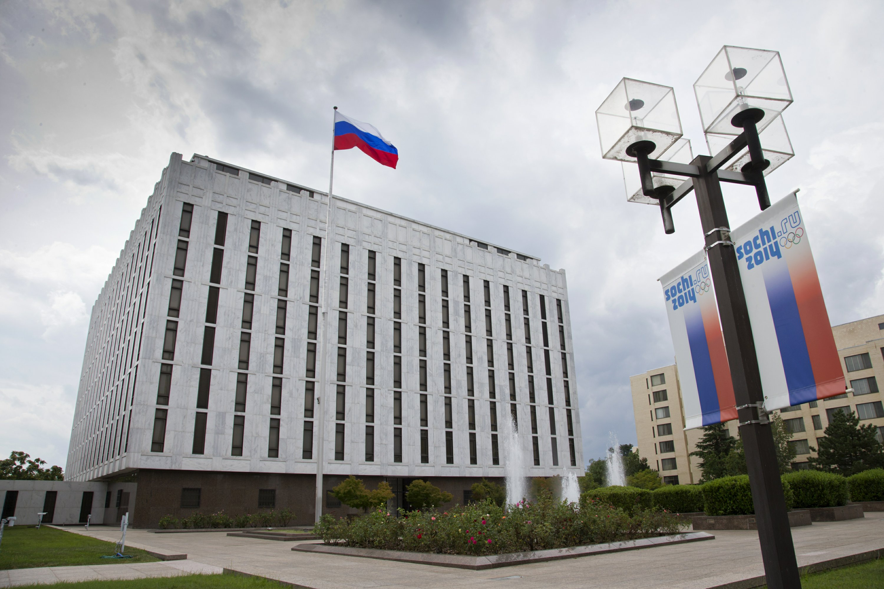 Trolling, DC-style: Russian Embassy gets a new street name