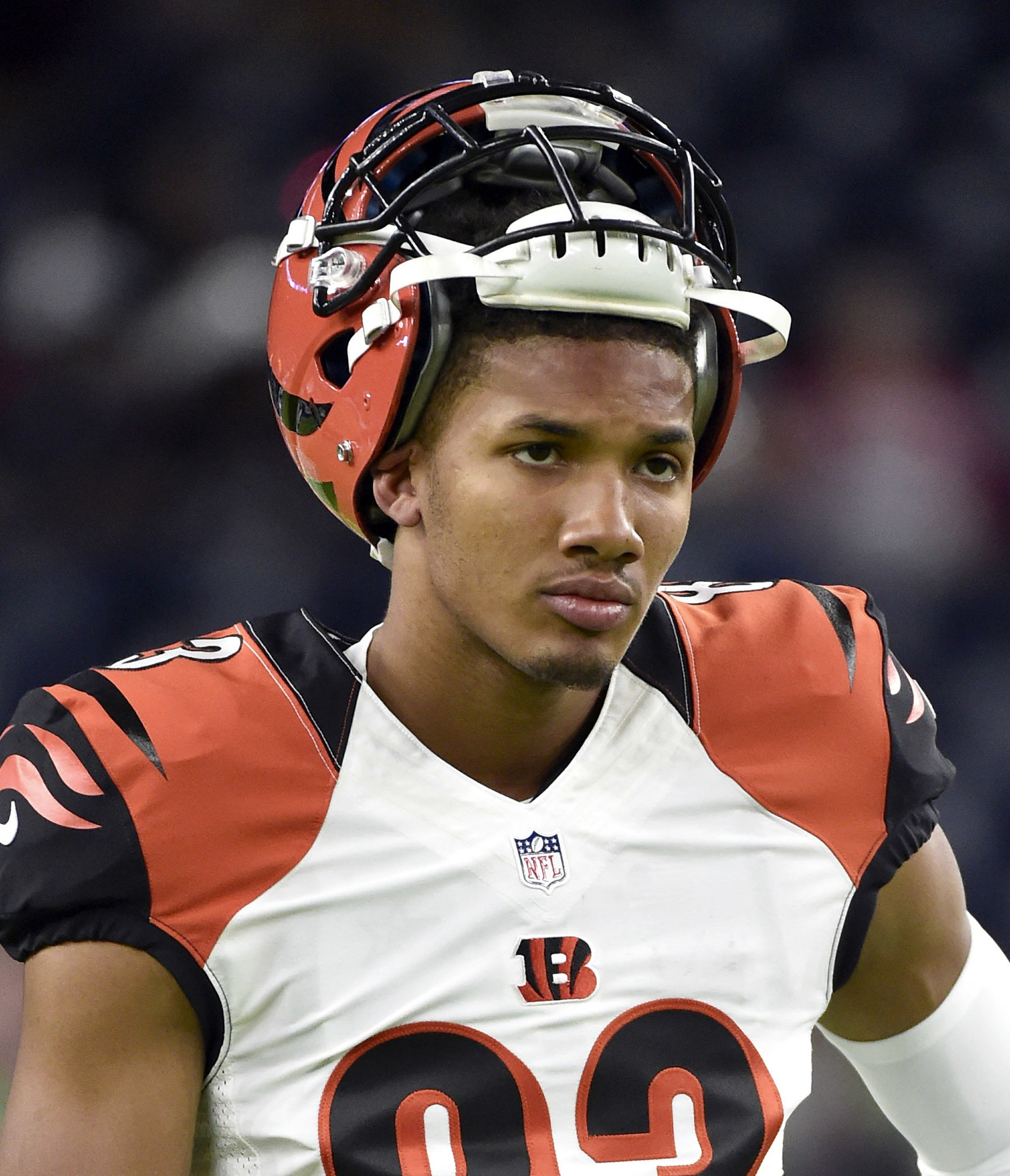 Police: Bengals receiver Tyler Boyd had drugs in crashed car