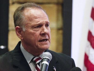 Roy Moore Denies Sexual Misconduct Allegations