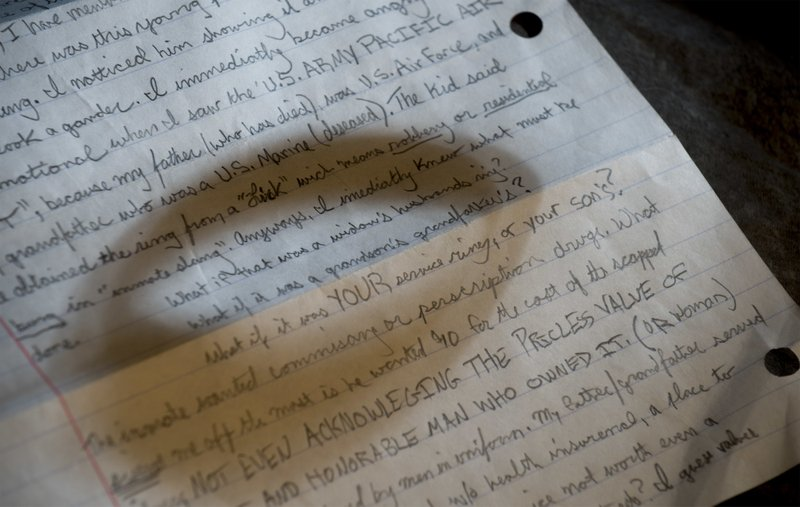 Oregon jail inmate looking for owner of WWII-era ring