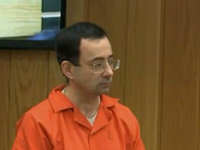 Nassar Gets 40-125 Years in Final Sentence