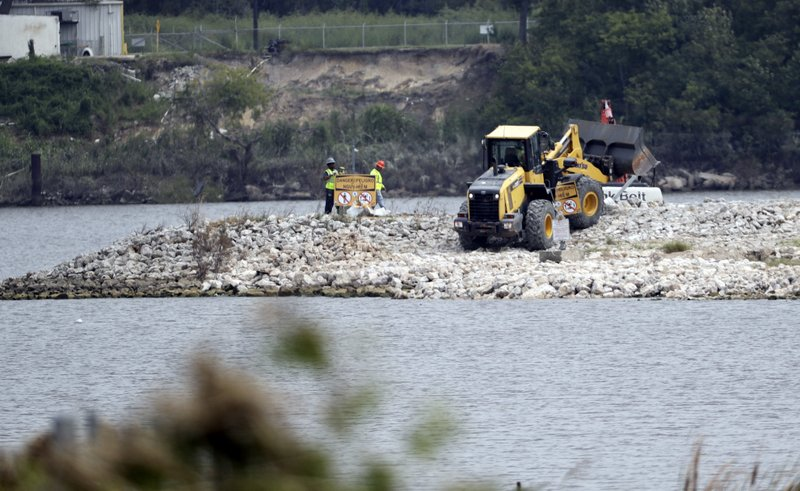 San Jacinto River Waste Pits