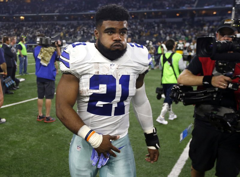 Ezekiel Elliott, Jeff Heath