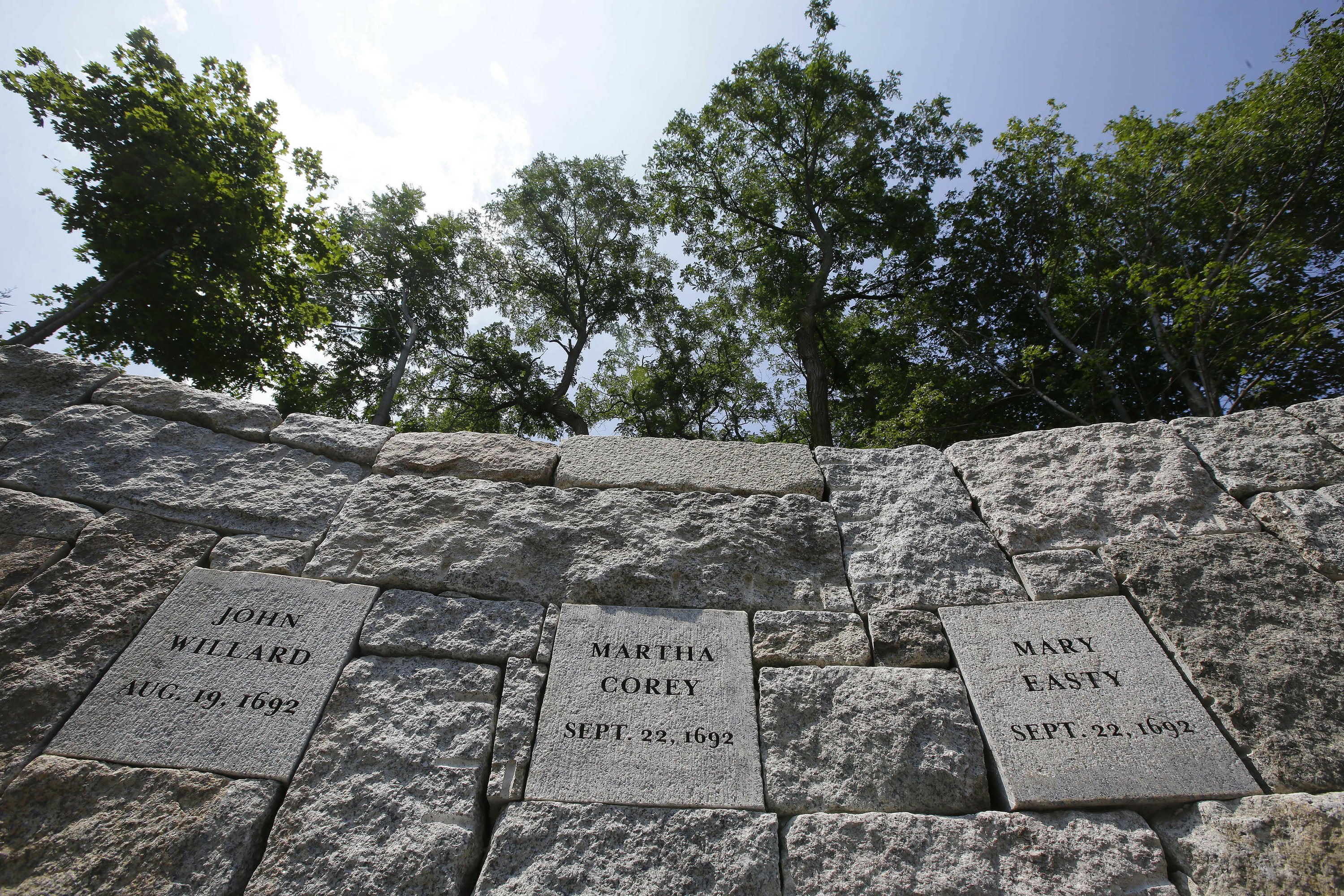 5 killed in Salem witch hunt remembered on 325th anniversary