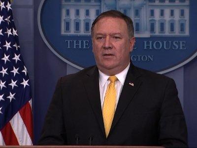 Pompeo: Kim Jong Un Prepared to Denuclearize