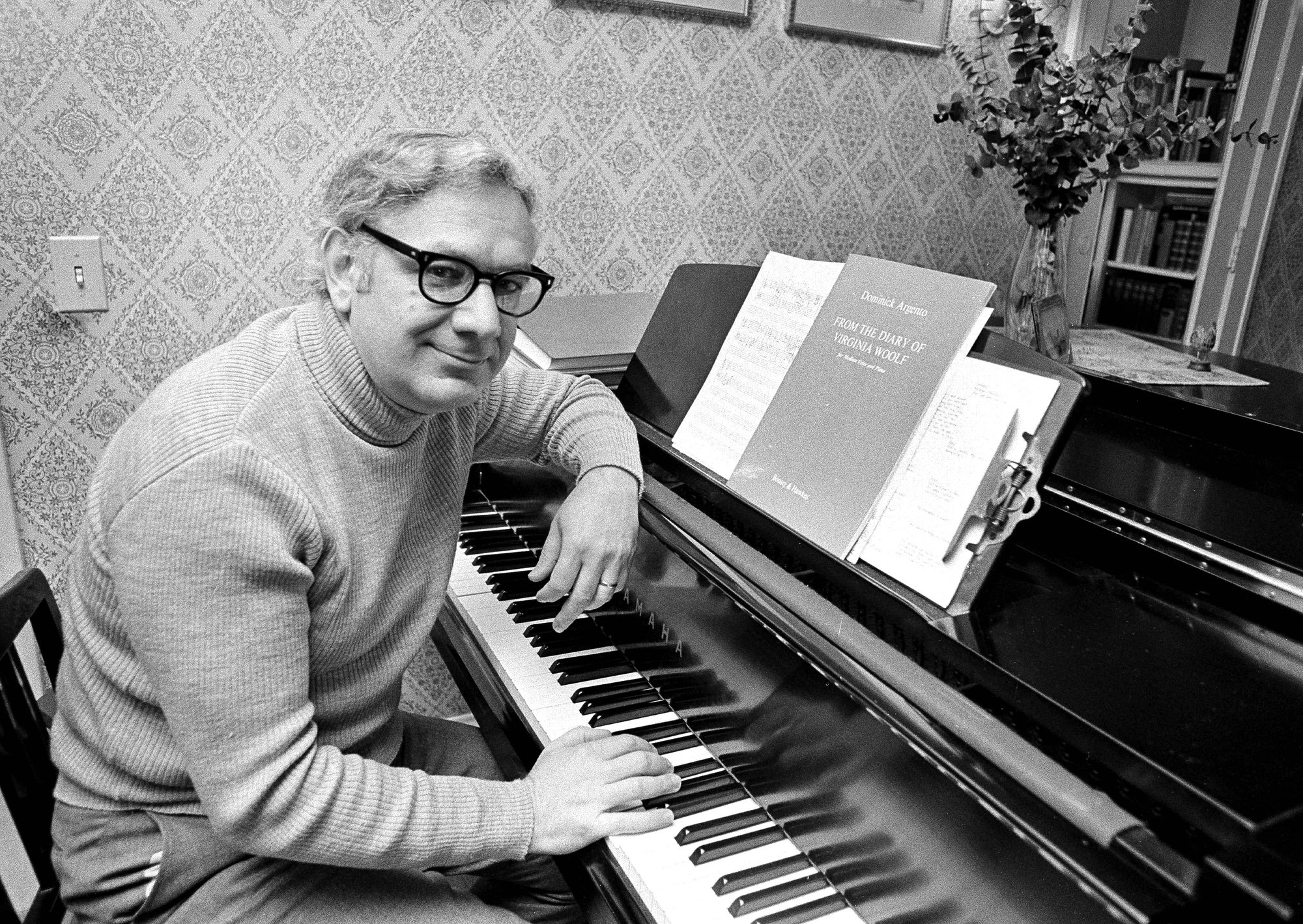 Pulitzer Prize-winning composer Dominick Argento dead at 91