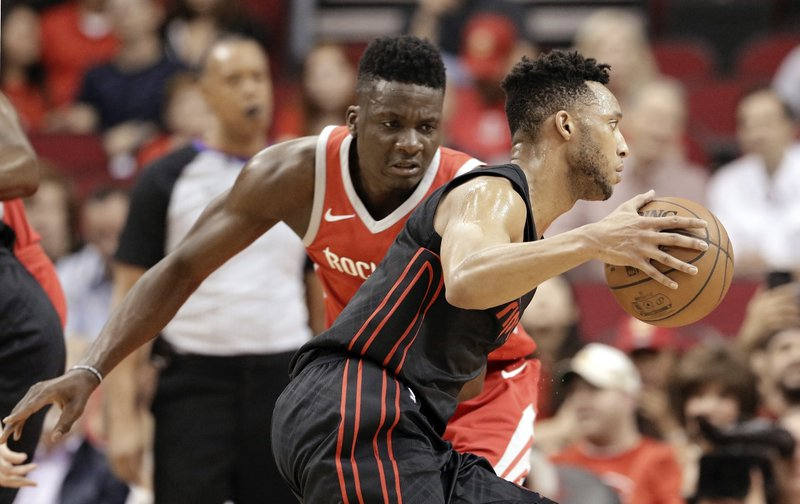 Clint Capela, Evan Turner