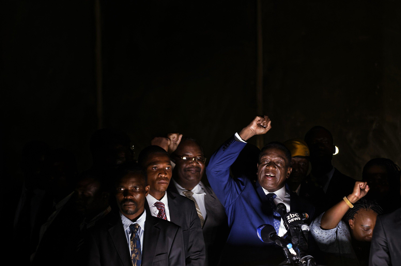 Zimbabwe asks if new leader, a Mugabe ally, can bring change