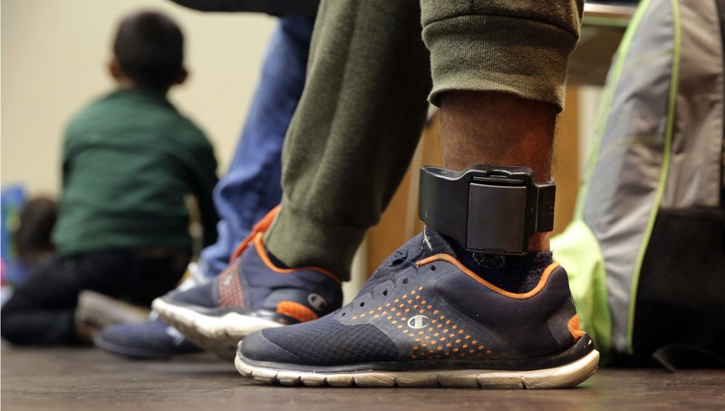 ICE issuing more immigrant ankle monitors  But do they work?