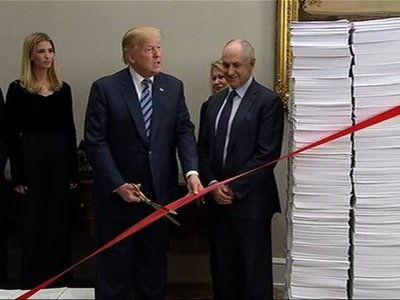 Trump Red Tape Cuts Slice into Safety Rules