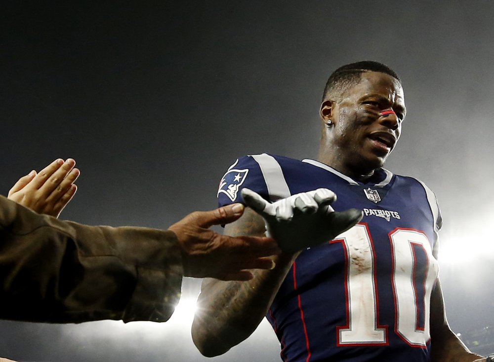 (AP) — Patriots receiver Josh Gordon was suspended indefinitely Thursday by  the NFL for violating an agreement that allowed him to play after multiple  drug ... c8394dc8e