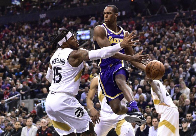 fe419691ae8 Raptors beat Lakers