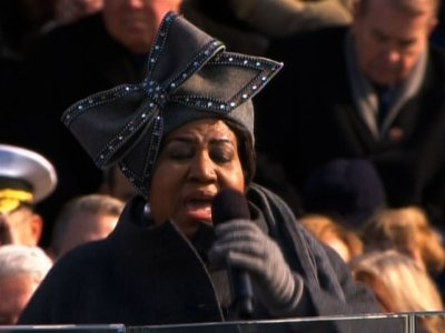 Queen of Soul Also Leaves Civil Rights Legacy