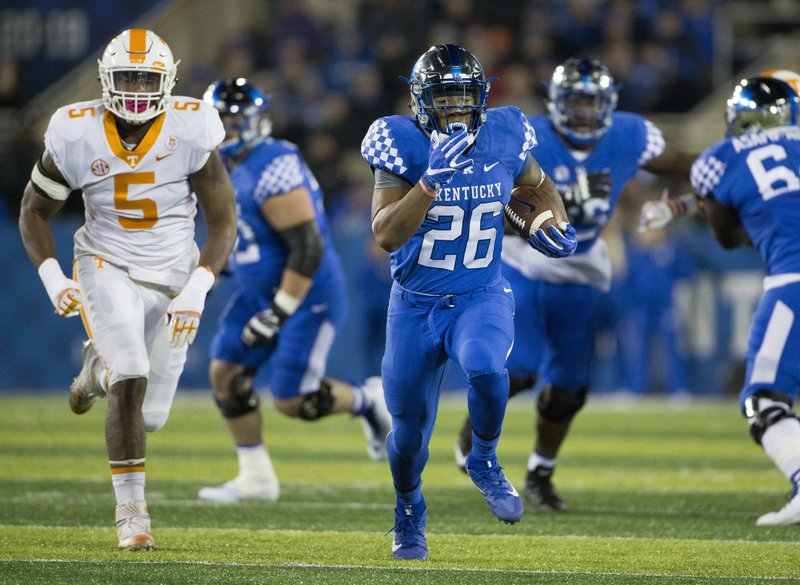 Benny Snell Jr, Kyle Phillips
