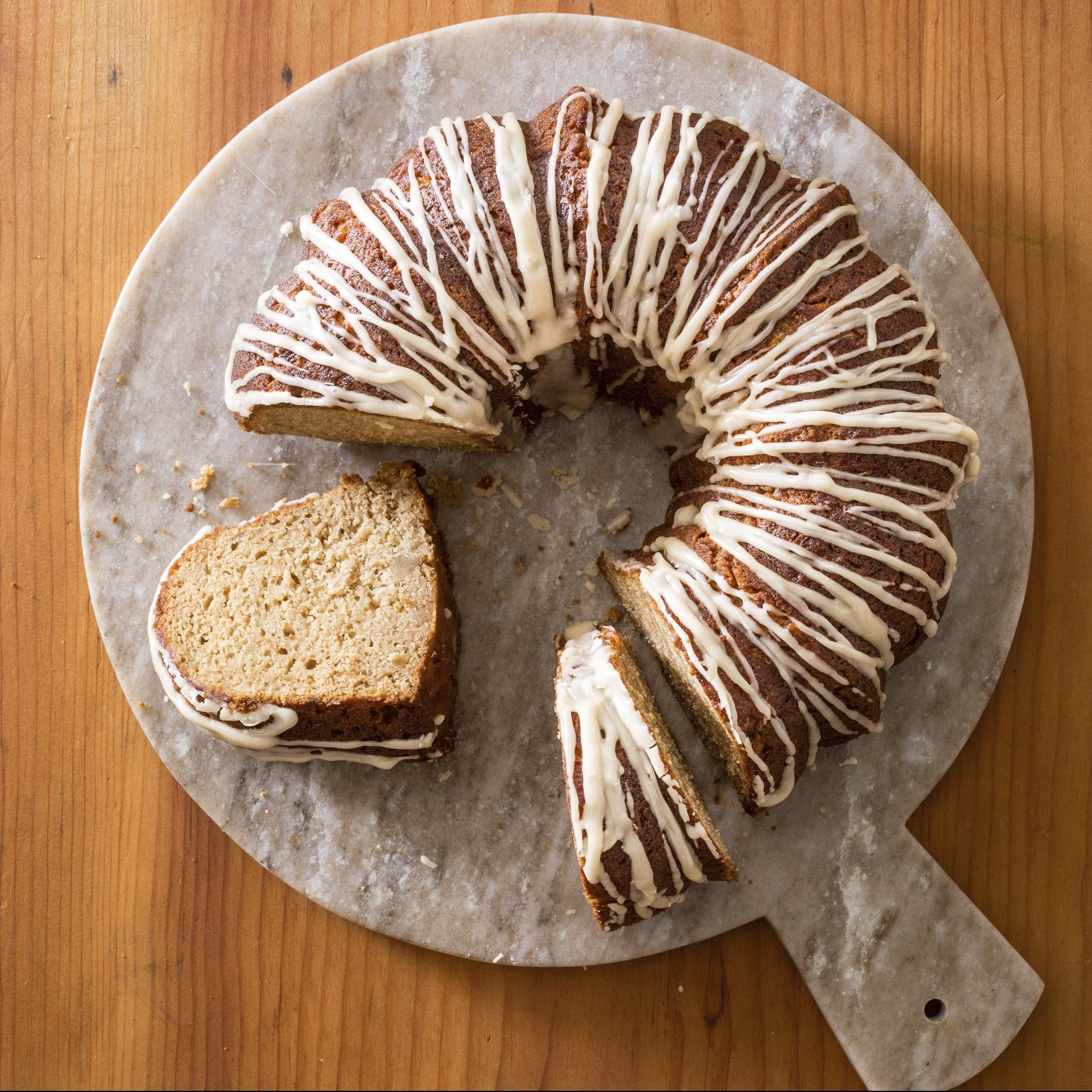 This Bundt cake demands a spot in your next brunch spread