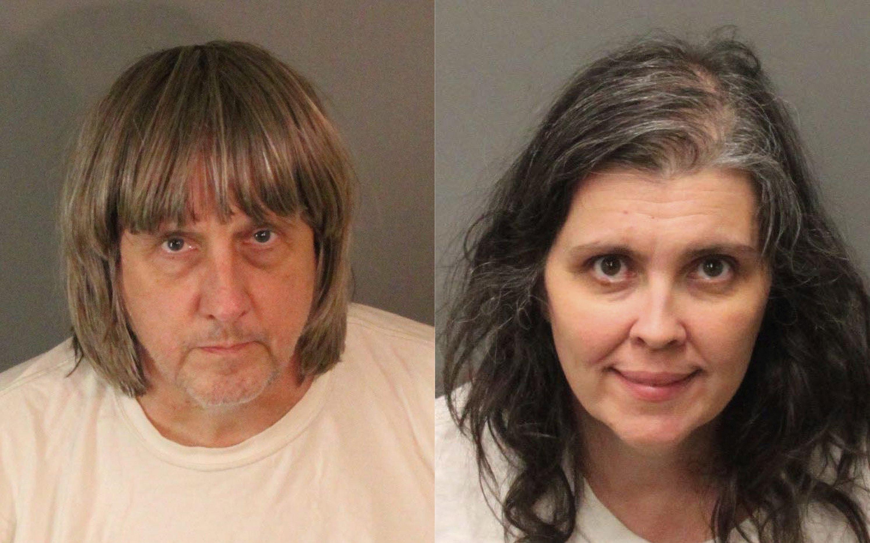 DA seeks to bar parents from contacting 13 kids kept captive