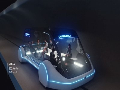 Musk to Build Futuristic Shuttle in Chicago