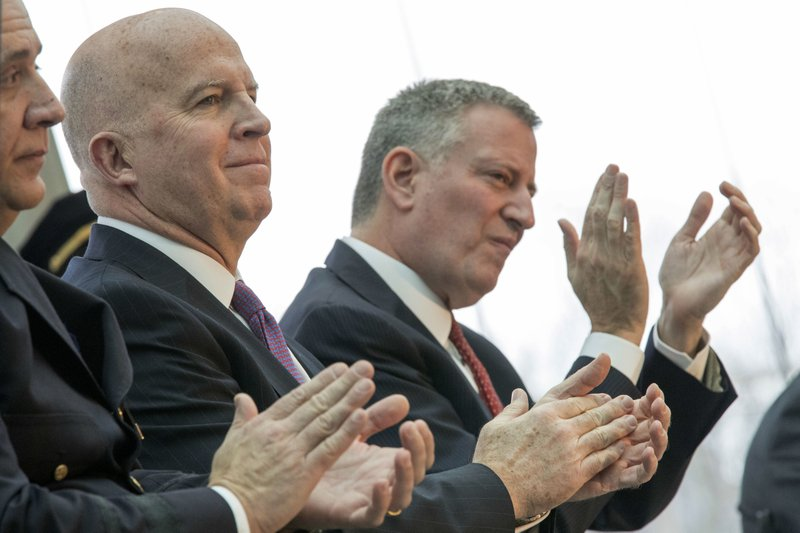Bill de Blasio, Jim O'Neil