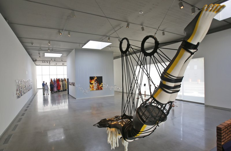 new art gallery raises important but difficult topics