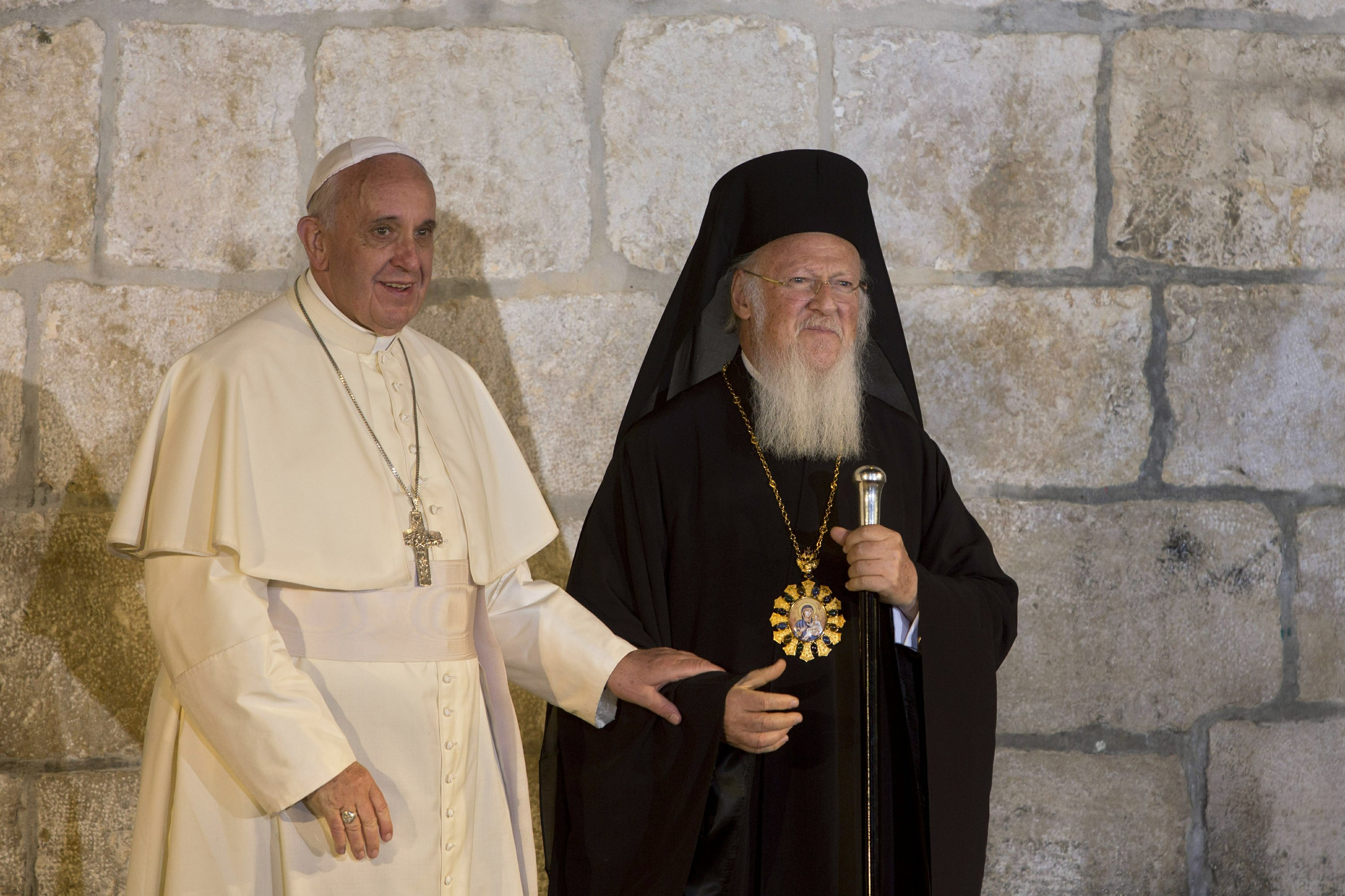 Pope, Orthodox leader blame 'moral decay' for ecology crisis