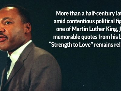 King's words on hate and love still resonate